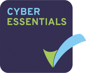 We've also completed the Cyber Essentials Accreditation